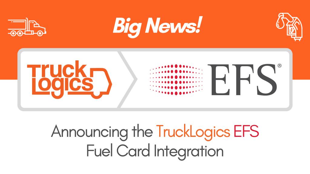 TruckLogics EFS Fuel Card Integration
